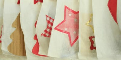 Calico Bag Decorating