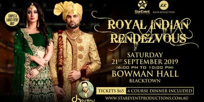 Royal Indian Rendezvous