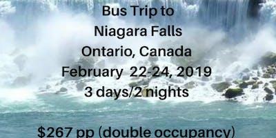 Niagara Falls, Ontario, Canada Trip