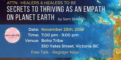 Secrets to Thriving as an Empath on Planet Earth
