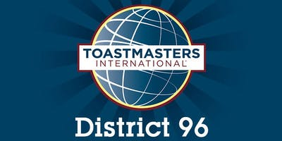 Toastmasters District 96 Annual Conference 2019