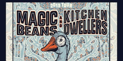 'Bluegrass In The Bottoms presents' Magic Beans & The Kitchen Dwellers
