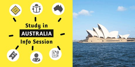 Study in Australia Education Session tickets