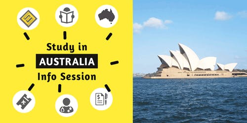Study in Australia Education Session
