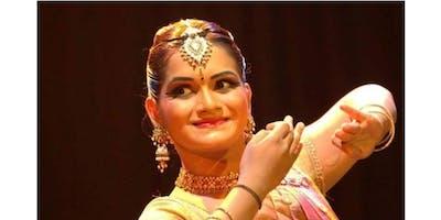 Kathak Workshop by Sirisha Irudayaraj