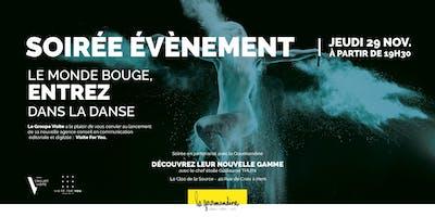 Soirée de lancement - Agence Visite For You