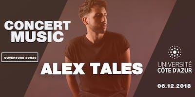 Concert Music Live Alex Tales