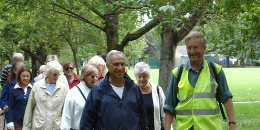 Short Health Walk - Skipton