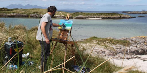 Landscape with Jonathan Shearer - a MAC Summer School course