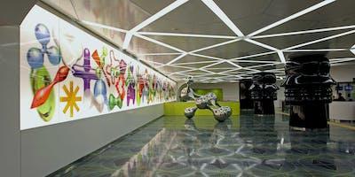 Metro Art Tour TOLEDO/UNIVERSITÀ