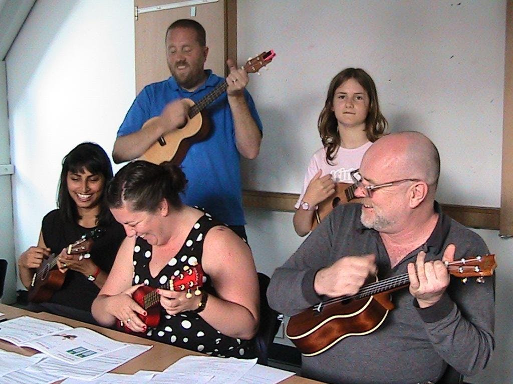 Ukulele Beginners Course for Adults | 6 Week Course with Jacqueline Grant