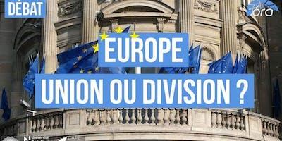 Europe: Union ou division?