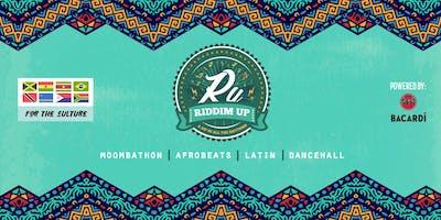 RiddimUP - A Dip in All The Rhythms