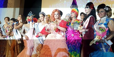 The Miss Gay & Miss Transsexual Australia International Pageant