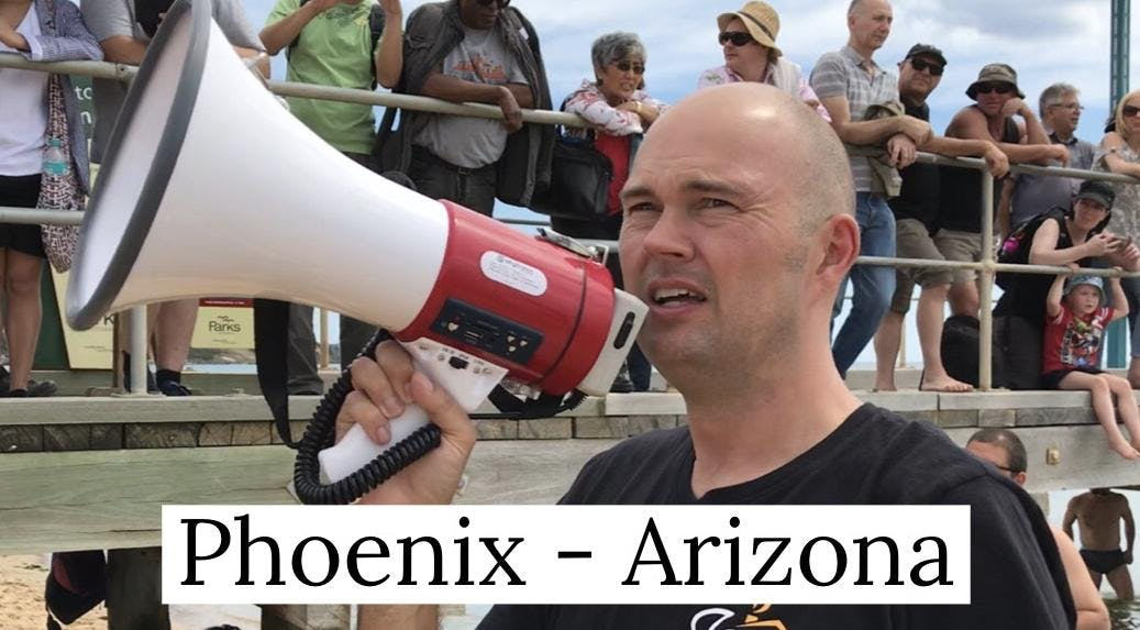 14th to 15th December 2018 - Kickstart Phoenix Arizona with Torben Søndergaard