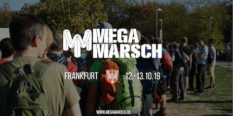 Megamarsch Frankfurt 2019 Tickets