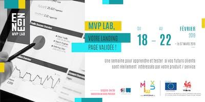 MVP LAB #6 : Une semaine pour tester votre projet de startup