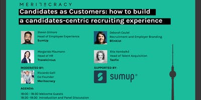Candidates as Customers: how to build a candidates-centric recruiting experience