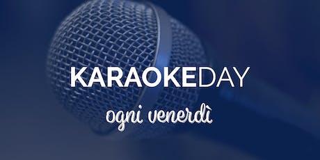 Karaoke Day biglietti