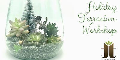 Terrarium Workshop at The Winery at Hunters Valley