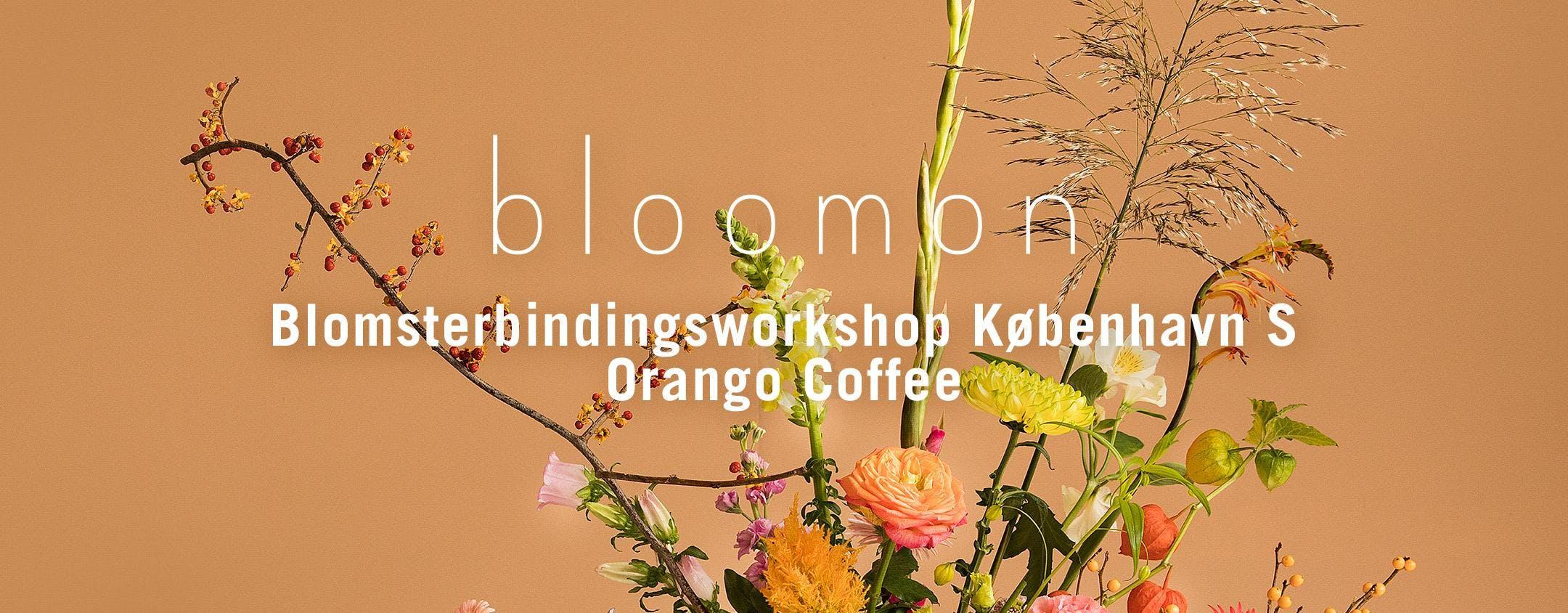 bloomon blomsterbindings-workshop 12. decembe