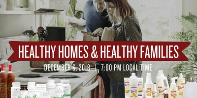 Healthy Homes & Healthy Families