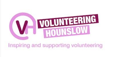 Organisation Support Surgery - Volunteering Hounslow
