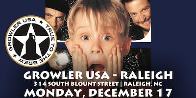 Home Alone Trivia at Growler USA Raleigh