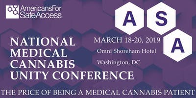 2019 National Medical Cannabis Unity Conference