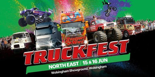 Truckfest North East Truck Entry 2019