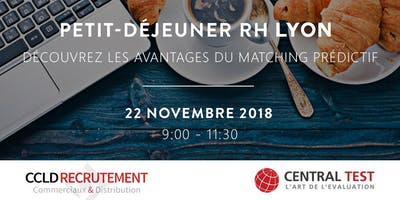 Petit-Déjeuner RH Lyon : Découvrez le matching prédictif !