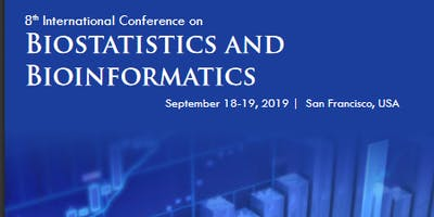 8th International Conference on Biostatistics and Bioinformatics (CSE)