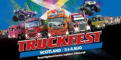 Truckfest Scotland Truck Entry 2019