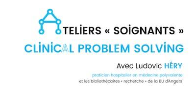 "Clinical problem solving | Ateliers \""soignants\"""