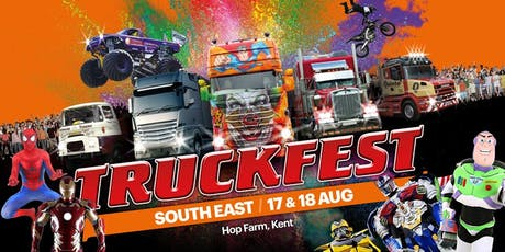 Truckfest South East Truck Entry 2019 tickets