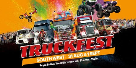 Truckfest South West Truck Entry 2019 tickets