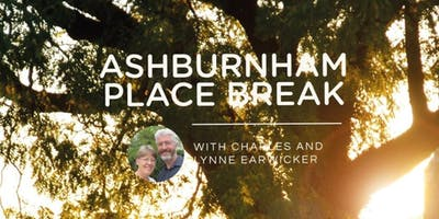 Ashburnham Place Breaks 2019 - OCT & NOV FULLY BOOKED!