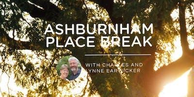 Ashburnham Place Breaks 2019 - JUL/SEPT/OCT FULLY BOOKED!