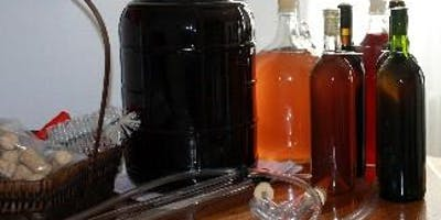SPECIAL EVENT: Making your own Homemade Wine