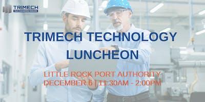 TriMech Technology Luncheon - Little Rock Port Authority
