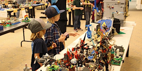 2019 LEGO® Contest Registration & Drop-off Time Selection tickets