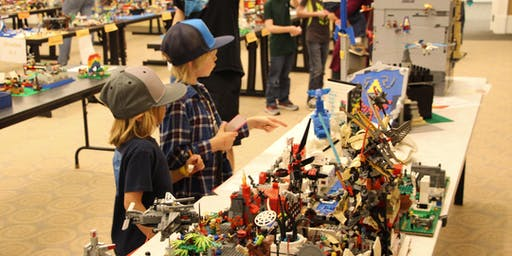 2019 LEGO® Contest Registration & Drop-off Time Selection