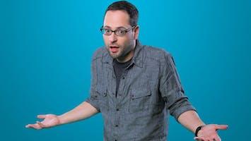 Comedian Jerry Rocha