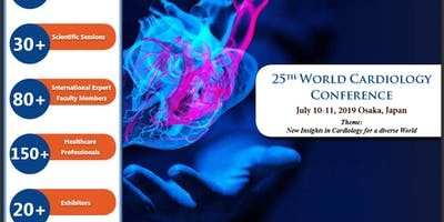 25th World Cardiology Conference (CSE)