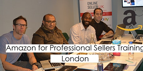 Amazon for Professional Sellers Training Course - London tickets
