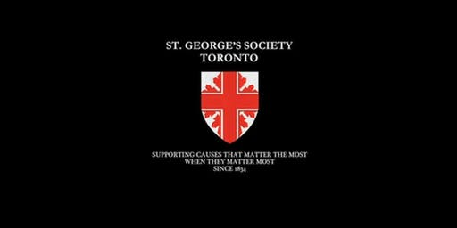 DONATE to the St. George's Society Toronto