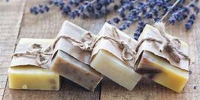Essential oil Soap Making Class