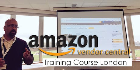 Amazon Vendor Central Training Course - London tickets