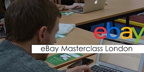 eBay Masterclass Training Course - London tickets