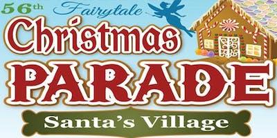 Camarillo Christmas Parade.Christmas Parade Santa S Village Camarillo December